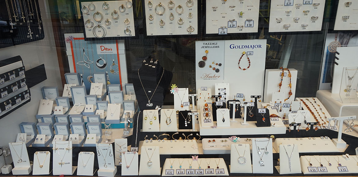 New and previously owned jewellery in Crayford
